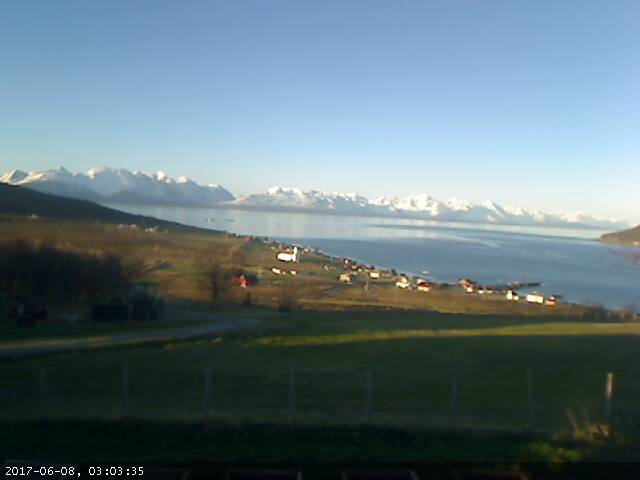 Karlsøya - Liland